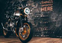 Langen Motorcycles 2 Stroke