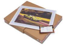 Limited100 Online Automotive Prints