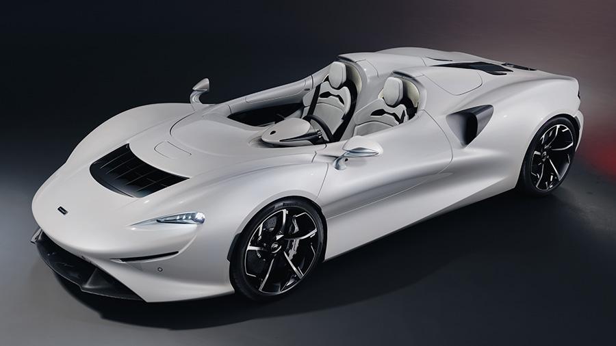McLaren Elva Specs