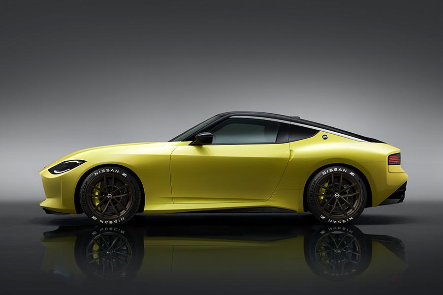Nissan Z Proto Unveiled