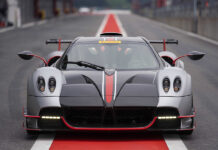 Pagani Huayra Sets New Spa Francorchamps Lap Record