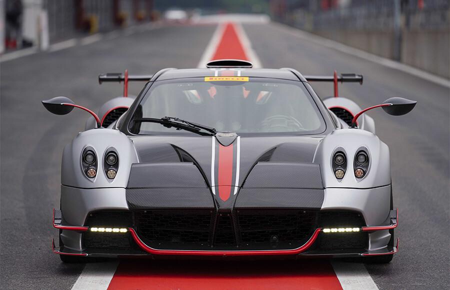 Pagani Huayra Sets New Spa Francorchamps Lap Record