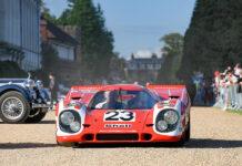 Porsche 917 KH Best in Show Concours of Elegance 2020