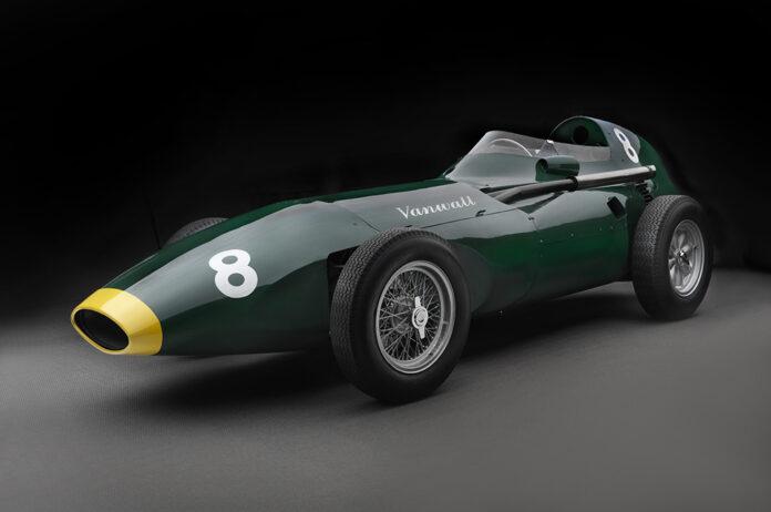 1958 Vanwall Formula 1 Continuation Cars