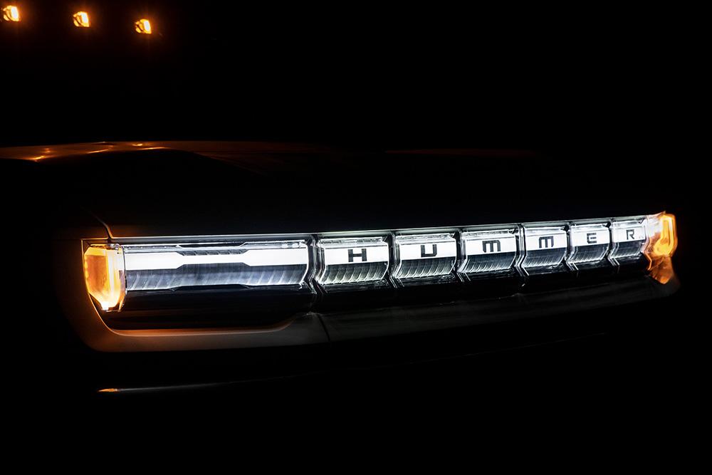 2022 HUMMER EV Edition 1 Ultium Battery Tech