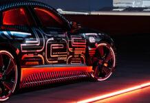 Audi etron GT Sound