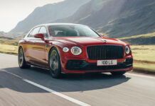 Bentley Flying Spur V8 Available