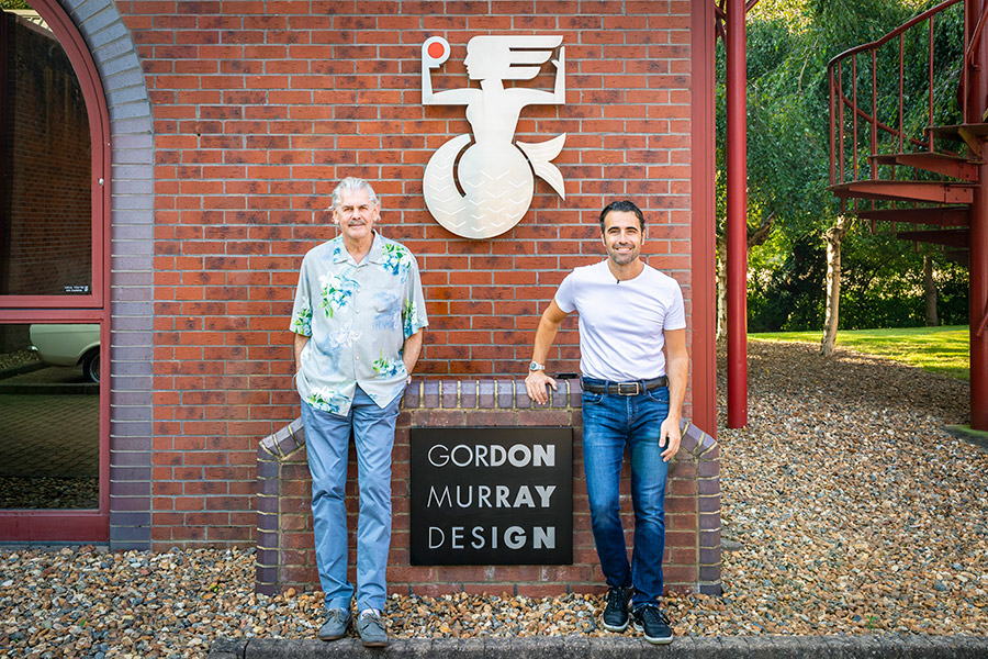 Daro Franchitti to Develop Gordon Murray T.50 Supercar