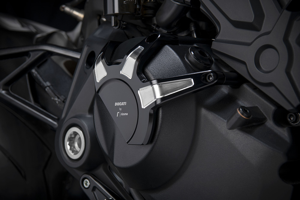 Ducati Diavel 1260 Accessories Now Available