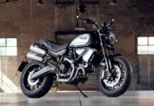 Ducati Scrambler 1100 PRO Dark Version