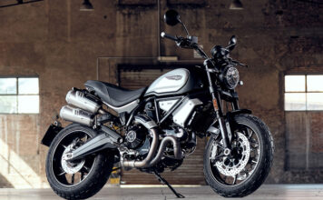 Ducati Scrambler 1100 PRO Dark Version
