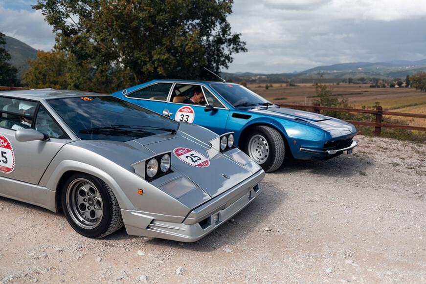 Lamborghini at Modena 100 Ore 2020