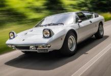 Lamborghini Urraco 50th Anniversary