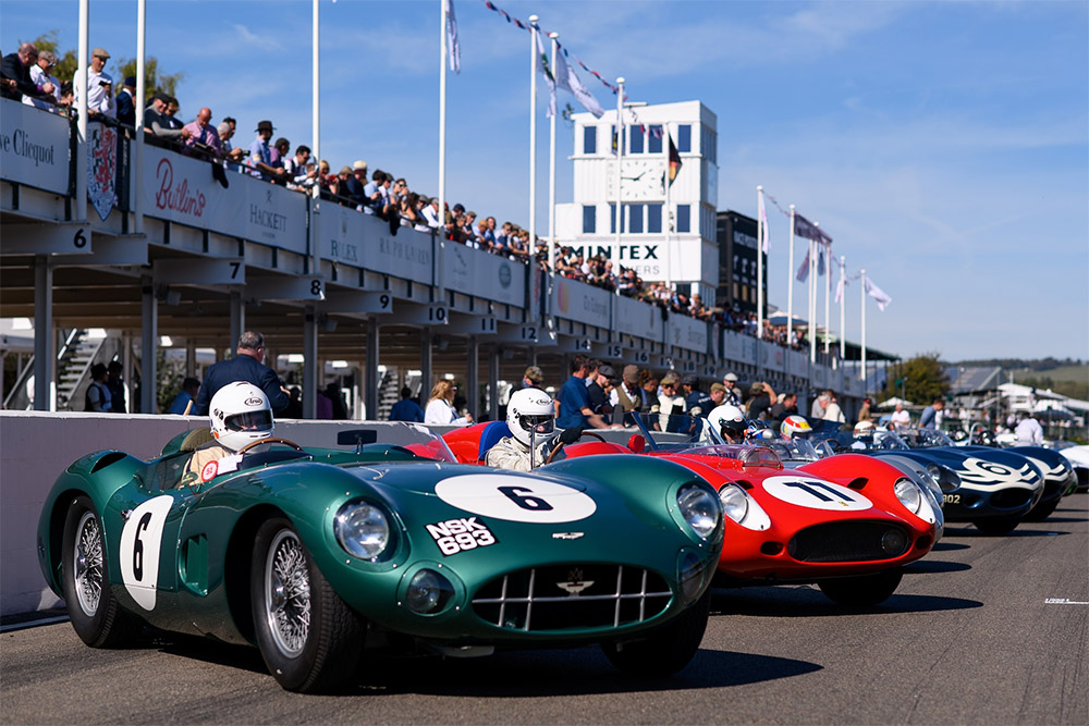 Rolex 2020 Goodwood Speedweek