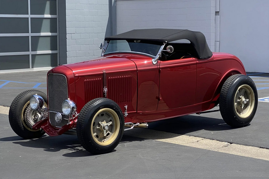 1932 Ford Highboy Roadster for sale