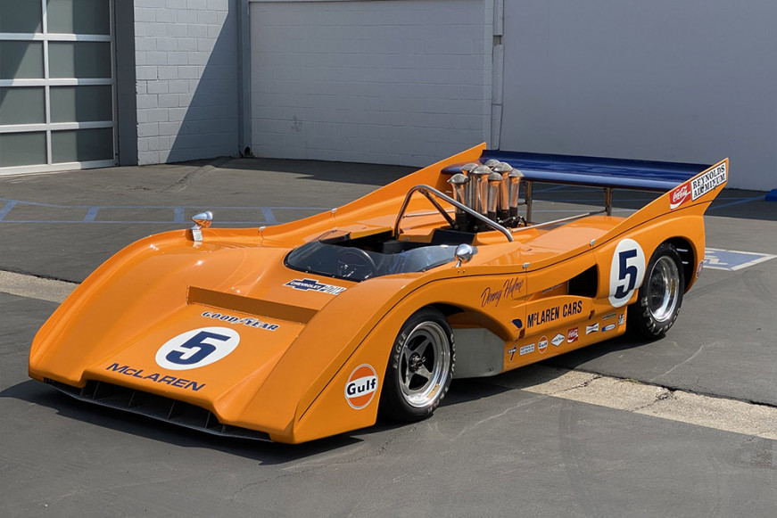 1972 McLaren M8F Can-Am for sale