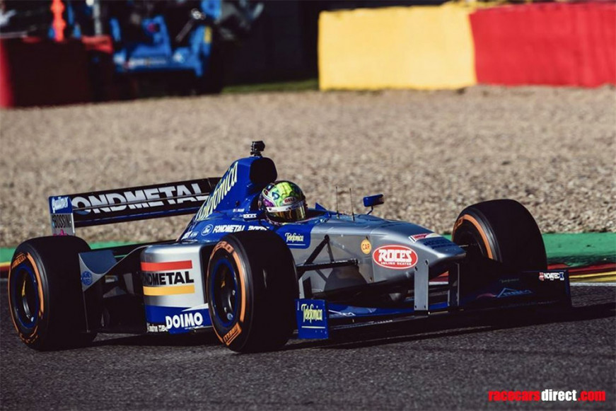 1998 Minardi M198 Chassis 01 for sale