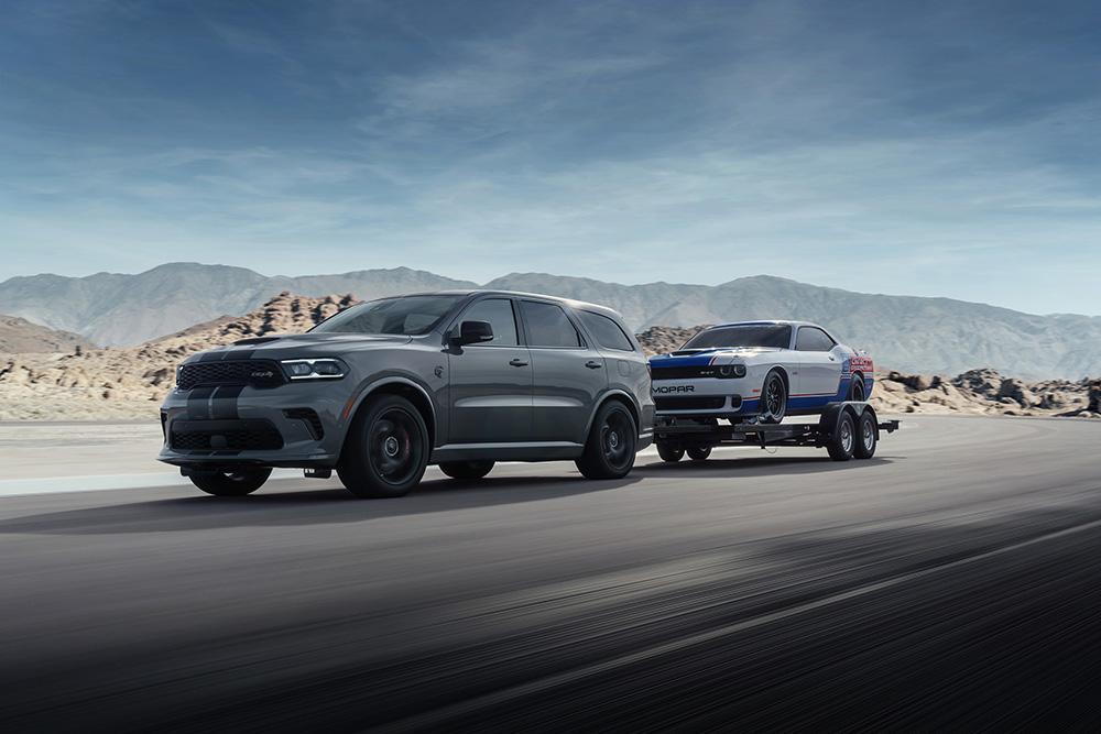 2021 Dodge Durango SRT Hellcat Orders