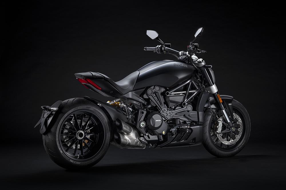 2021 Ducati XDiavel and Ducati Scrambler