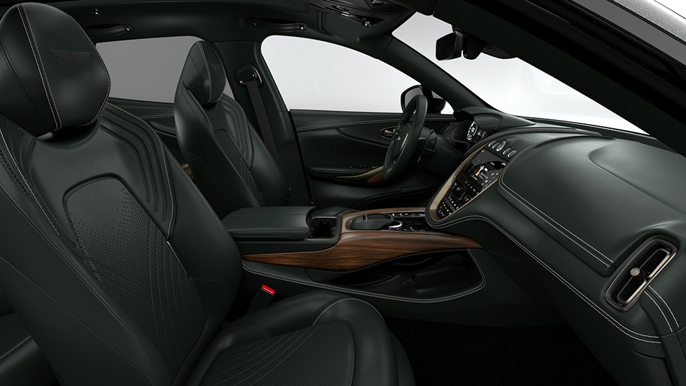 Aston Martin New York Luxury Homes 130 William