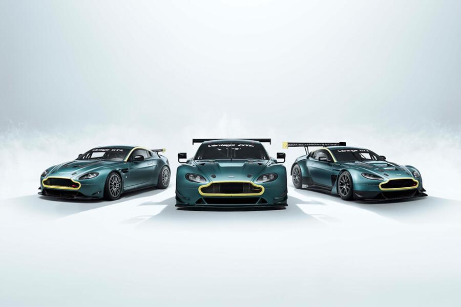 Aston Martin Racing Vantage Legacy Collection