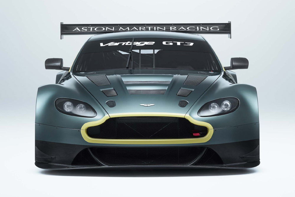 Aston Martin Racing Vantage Legacy Collection