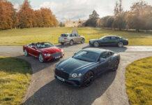 Bentley Heritage Fleet Toy Box Driving Opportunities