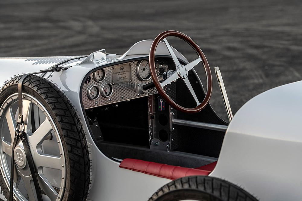 Bugatti Baby II Arrives in North America