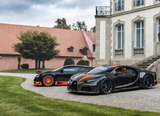 Bugatti Speedline History