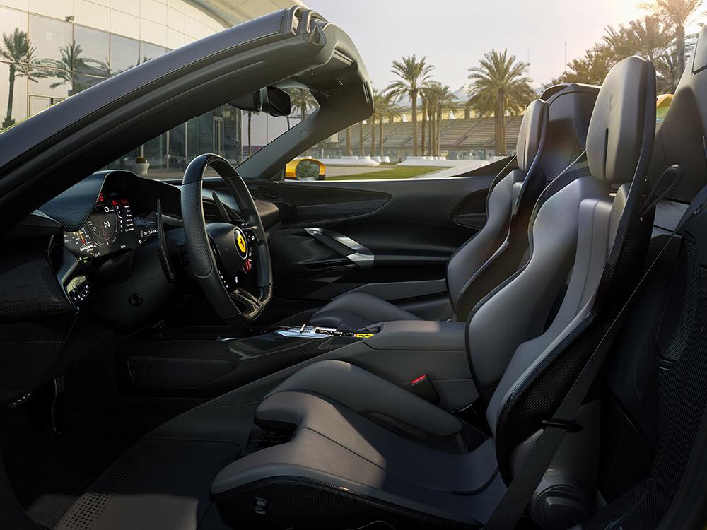 Ferrari SF90 Spider Hybrid