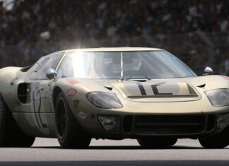 Ford GT40 Race Series Amon Cup