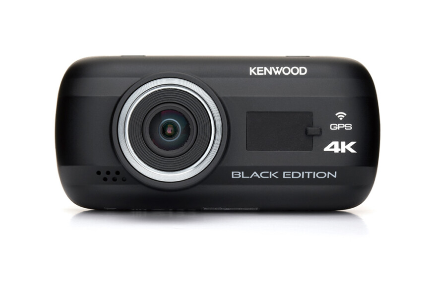 Kenwood Black Edition Pro Dash Cam Package