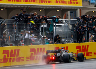 Lewis Hamilton Wins 7th Formula One Championship