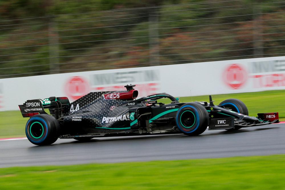 Lewis Hamilton Wins 7th Formula One Championship