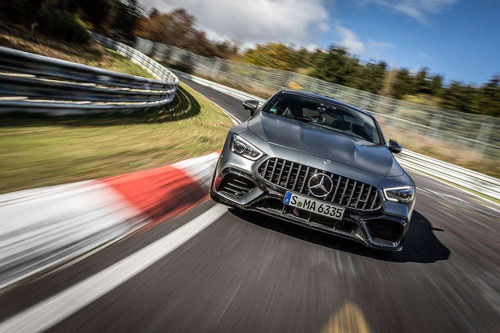 Mercedes-AMG GT 63 S Nürburgring Nordschleife Lap Record