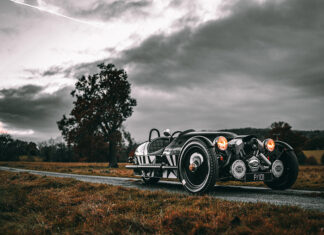 Morgan 3 Wheeler P101 edition