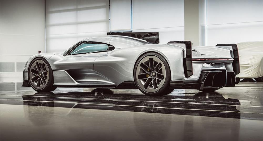 Porsche Hypercar Concepts