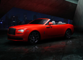 Rolls-Royce Neon Nights Dawn, Wraith and Cullinan Black Badge