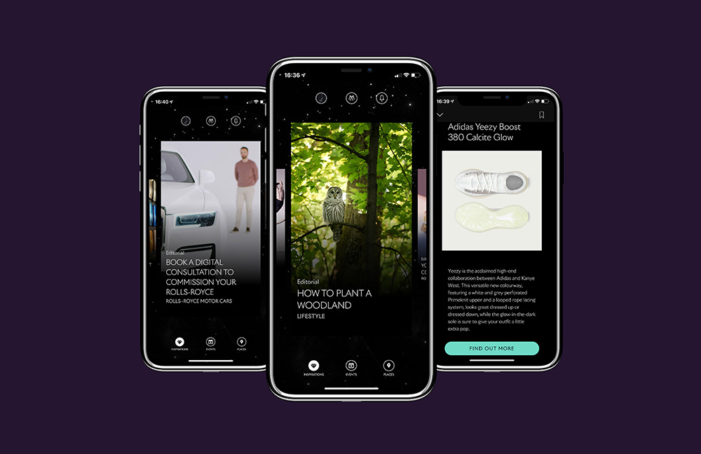Rolls-Royce Whispers App Connects Members