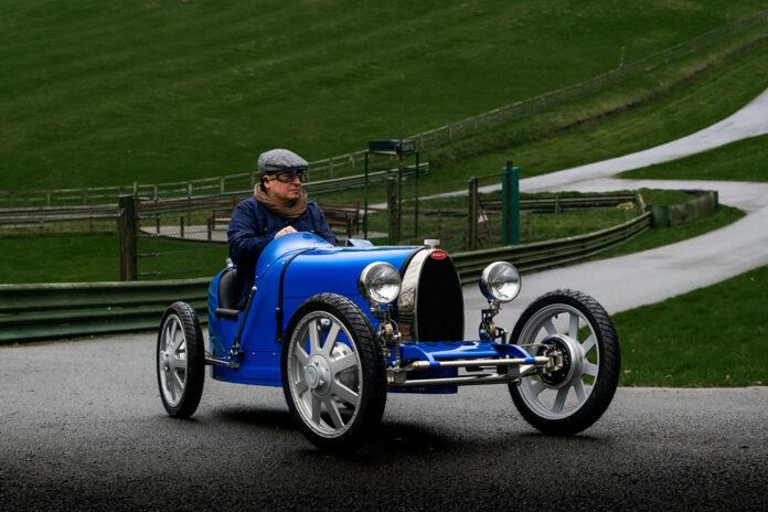 The Little Car Company Baby Bugatti Type 35