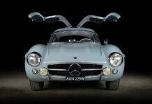 Thornley Kelham Mercedes 300SL Gullwing Restoration