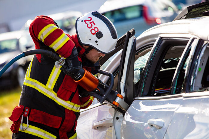 Volvo Drops Cars to Help Rescue Services Save Lives
