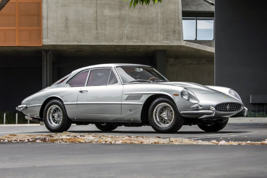 1963 Ferrari 400 Superamerica LWB Aerodinamico For Sale