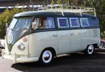 1967 Vvolkswagen Double Door Camper LeMay Museum