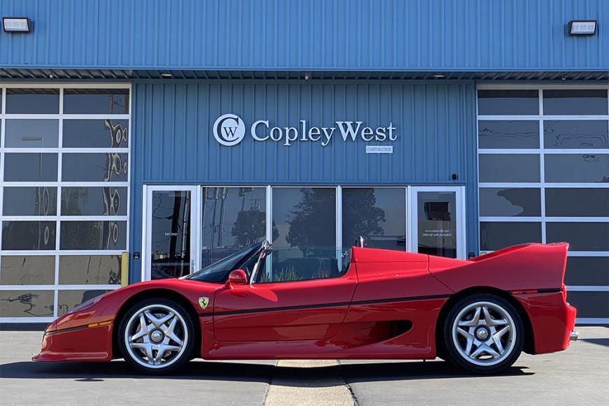 1995 Ferrari F50 for sale