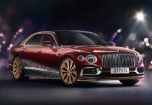 "Bentley ""The Reindeer Eight"" Flying Spur V8"