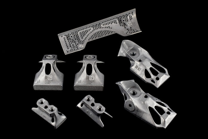 3D Printing Development and Production at BMW