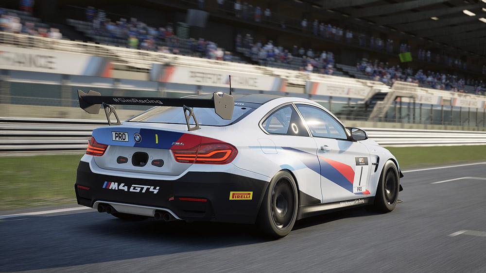 BMW Motorsport SIM Racing