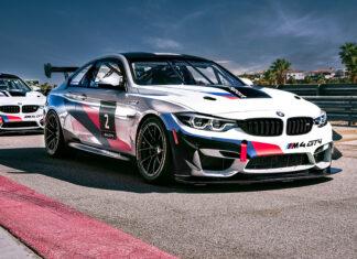 BMW Performance Center M4 GT4 Experiences