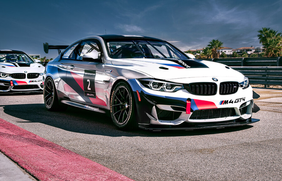 BMW Performance Center M4 GT4 Experiences